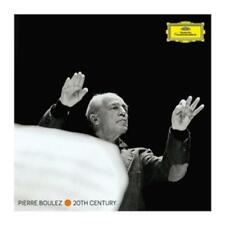 Pierre Boulez: 20th Century (Ltd. EDT.) Limited Edition NUOVO & OVP 44 CD