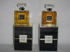 2 bottles VINTAGE COCO CHANEL PURE PARFUM 14ml EXTREMELY RARE!!! *FREE SHIPPING*
