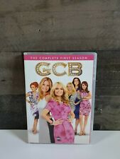 GCB: The Complete First Season DVD, 3-Disc Set