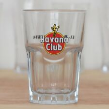 Brand New Havana Club Ron De Cuba Glass, Cocktail Party Cool in time for Summer!