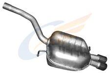 VW PASSAT / CC 2.0 TDI Saloon Estate Coupe 2005-2010 Exhaust Rear Silencer