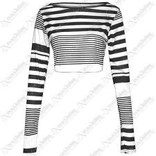 Unbranded Cropped Tops & Shirts for Women