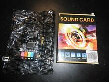 ProHT 5.1 PCIe SoundCard Outputs:2.1, 5.1 58024 CARD ONLY