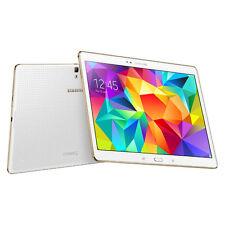Samsung Galaxy Tab S 16GB, Wi-Fi + 4G (Vodafone), 10.5in - Dazzling White VGC