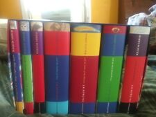 harry potter book set uk