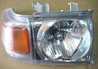 2x For Toyota Landcruiser VDJ70 Series 04/2007-ON Headlight-RIGHT &left