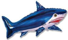 "Shark Balloon 26"" Foil Balloon-Sea Theme Party"