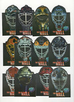 1995/96 Collector's Edge Ice The Wall Complete Insert Set! Roloson Hodson Dunham