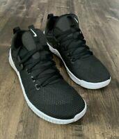 Men's Nike Free Metcon (Black/White) AH8141-001 SIZE 12.5 Crossfit Trainer