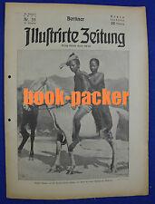 BERLINER ILLUSTRIRTE ZEITUNG 1925 Nr. 35: Die moderne Türkei