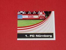 364 MANNSCHAFT T4 1. FC NÜRNBERG PANINI FUSSBALL 2007-2008 BUNDESLIGA FOOTBALL