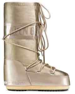 Moon Boot Glance Platino (Sand, Gold) 35-38 The Original Tecnica 14016800001