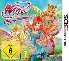Nintendo 3DS Dual Screen Spiel ***** WinX Club - Alfeas Rettung *********NEU*NEW