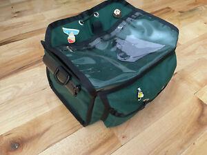 Swift Industries Paloma Handlebar Bag Cascade Green w/ Klickfix Mount Rare Color