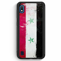 Syrien Grunge Silikon Hülle für Samsung Galaxy A10 Motiv Design Cover Handyhü...