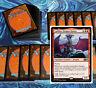 mtg RED DRAGONS DECK Magic the Gathering rares 60 cards lathliss drakuseth