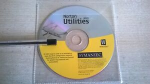 Norton Utilities 2001 - Symantec PC CD-ROM Optimise Performance Software