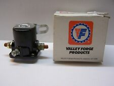 Nwt Starter Solenoid Valley Forge 12 Volt - 3 Terminal Replaces 919294 W/Box B4