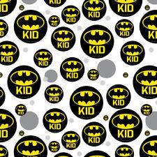Batman Bat Kid Shield Logo Premium Gift Wrap Wrapping Paper Roll