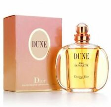 Dune 100ml EDT Spray for Women by Christian Dior 100 Authentic