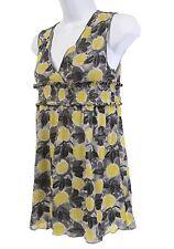 Vertigo Paris Top Blouse Sleeveless Women's Small S Retails $120 NWT New