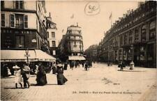 CPA PARIS 1e Rue du Pont-Neuf et Samaritaine (607379)