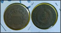1864 Two Cent Piece - Free Shipping! - BBIN