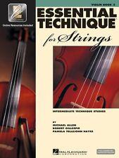 Essential Technique for Strings Violin Essential Elements Book 3 Essen 000868074
