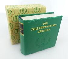 Mini libro: la administración aduanera de la RDA Offizin andersen Nexö bu0723