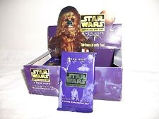 Star Wars CCG Factory Sealed Booster Pack A New Hope Limited