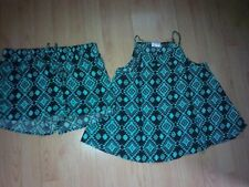 JUSTICE 2 PIECE GIRLS OUTFIT SIZE 14