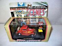 1983 Road Champs 1963 Metallic blue Corvette Split-Window #72 Chevy Vette w//Box