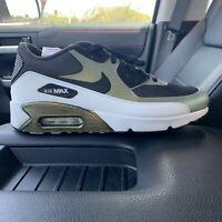 Nike Air Max 90 Ultra 2.0 Pale Citron Black White 876005-700 Men's Size 11.5