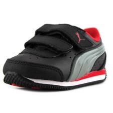 Chaussures noires en cuir pour garçon | eBay