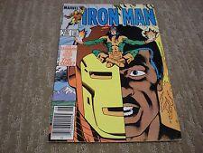 Iron Man #195 (1968 1st Series) Marvel Comics FN/VF