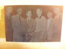 Drake Relays honored 3 event winners, 1951 - Historic Iowa Printing Press Block
