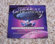 Best Buy Bonus DVD (Star Trek The Next Generation Season 7) TNG Disc Disk Q 7th