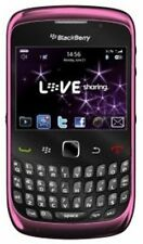 PURPLE BLACKBERRY 9300 3G SMART PHONE- UNLOCKED WITH NEW USB LEAD AND WARRANTY.