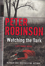PETER ROBINSON - watching the dark BOOK