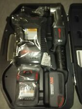 """NEW Ingersoll Rand K5330-K22 Cordless 3/8"""" Right Angle Impact Wrench Set Nice!"""
