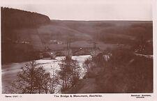 The Bridge & Monument, ABERFELDY, Perthshire RP