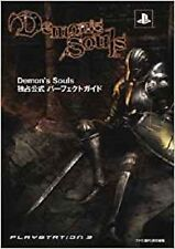 JAPAN Demon's Souls Monopoly Official Perfect Guide book