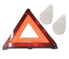 Accident Hazard Breakdown Warning Safety Triangle and Headlight Beam Benders