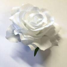 Accesorios de novia pasadores de color principal blanco para el cabello