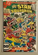 All Star Squadron #50 DC Crisis 8.0 VF (1985)