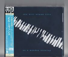 On A Monday Evening by The Bill Evans Trio (SHM-CD, 2017, Universal Japan)