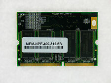 MEM-NPE400-512MB  Approved 512MB memory Cisco 7200 NPE-400