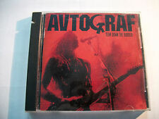 AUTOGRAF Tear Down The Border Cd Musicale Collezione Musica Compilation