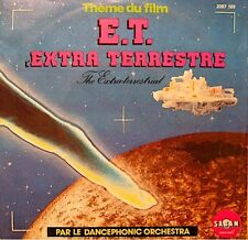 DANCEPHONIC ORCHESTRA e.t. l'extra-terrestre/extraterrestrial.. i known i am VG+