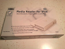Belkin Media Reader with Dock Connector for iPod (White)